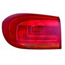 Feu arrière extérieur gauche pour Volkswagen Tiguan 2011