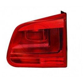 Feu arrière intérieur gauche pour Volkswagen Tiguan 2011+