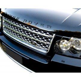 Lettrage 3D Range Rover Sport