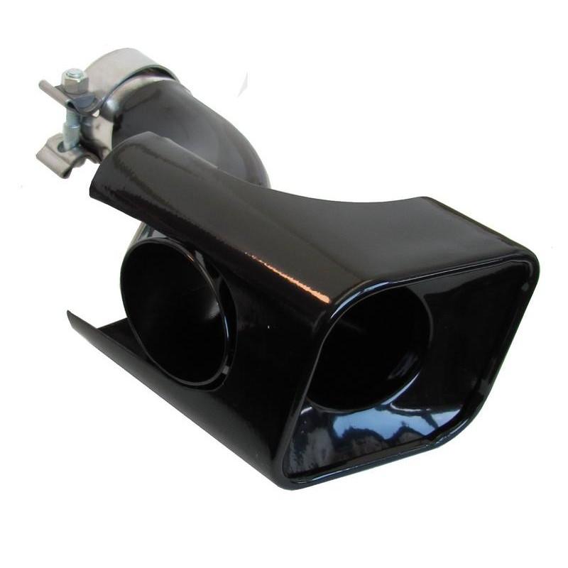 embouts echappement black pour range rover sport paire d 39 embouts st. Black Bedroom Furniture Sets. Home Design Ideas