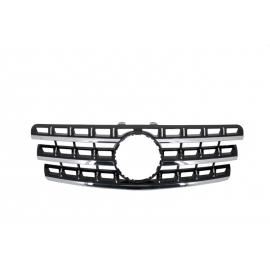 Grille Noir pour Mercedes ML W164 Look AMG