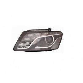 Phare avant gauche conducteur pour Audi Q5 08-12