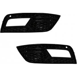Grilles anti brouillard Look RS4 Audi A4
