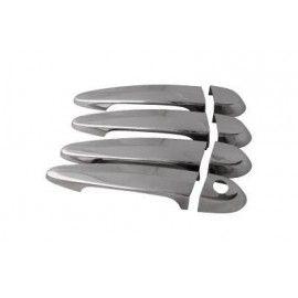Coques de poignées Chrome pour BMW X5 E70