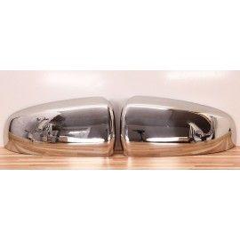 Coques de rétroviseur Chrome pour BMW X5 E70