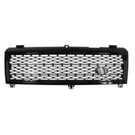 Calandre Noir pour Range Rover L322 Vogue