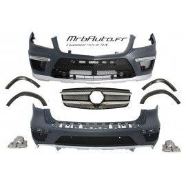 Kit carrosserie AMG Design pour Mercedes GL X166