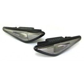 Feux clignotant LED Fumé pour BMW X5 E70 2007-2013