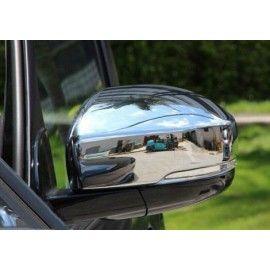 Coques de Rétroviseur Chrome pour Range Rover 2014