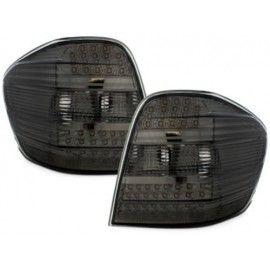 Feux arrières teinté noir pour Mercedes ML W164 LED