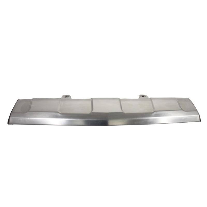 protection de pare chocs pour mercedes gl x204 plaques de. Black Bedroom Furniture Sets. Home Design Ideas