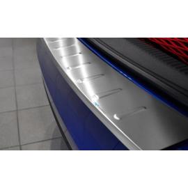 Seuil de chargement Acier pour Mercedes ML W164