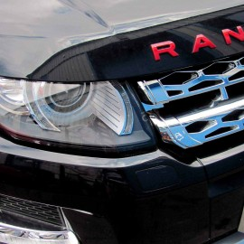 Calandre chrome pour Range Rover Evoque