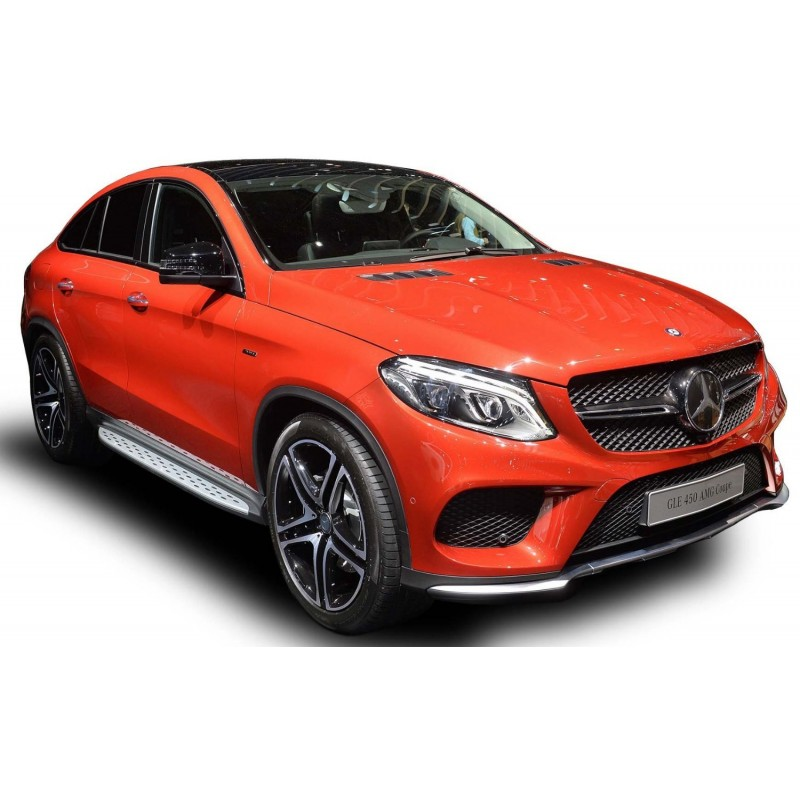 marche pied pour mercedes gle coupe c292 kit de marche. Black Bedroom Furniture Sets. Home Design Ideas