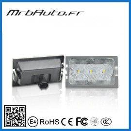 Eclairage de plaque LED pour RANGE ROVER