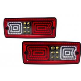 FEUX ARRIERE FULL LED POUR MERCEDES CLASSE G W463