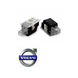 Deux pico projecteurs Logo LED pour Volvo