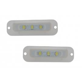ECLAIRAGE DE PLAQUE LED POUR MERCEDES CLASSE G W463