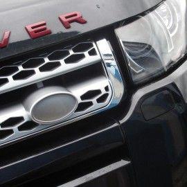 Calandre Autobiography pour Range Rover Evoque