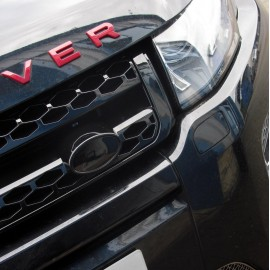 Calandre Noir Autobiography pour Range Rover Evoque