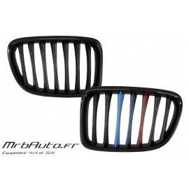 Grilles de calandre M Noir pour BMW X3 E83