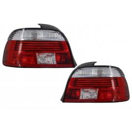FEUX ARRIERE ROUGE BLANC POUR BMW SERIE 5 E39
