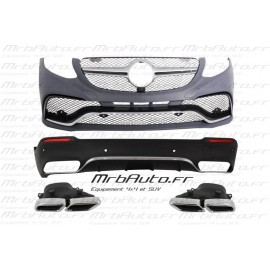 KIT CARROSSERIE LOOK AMG POUR MERCEDES GLC X253