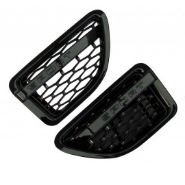 GRILLES LATERALES FULL BLACK POUR RANGE ROVER SPORT