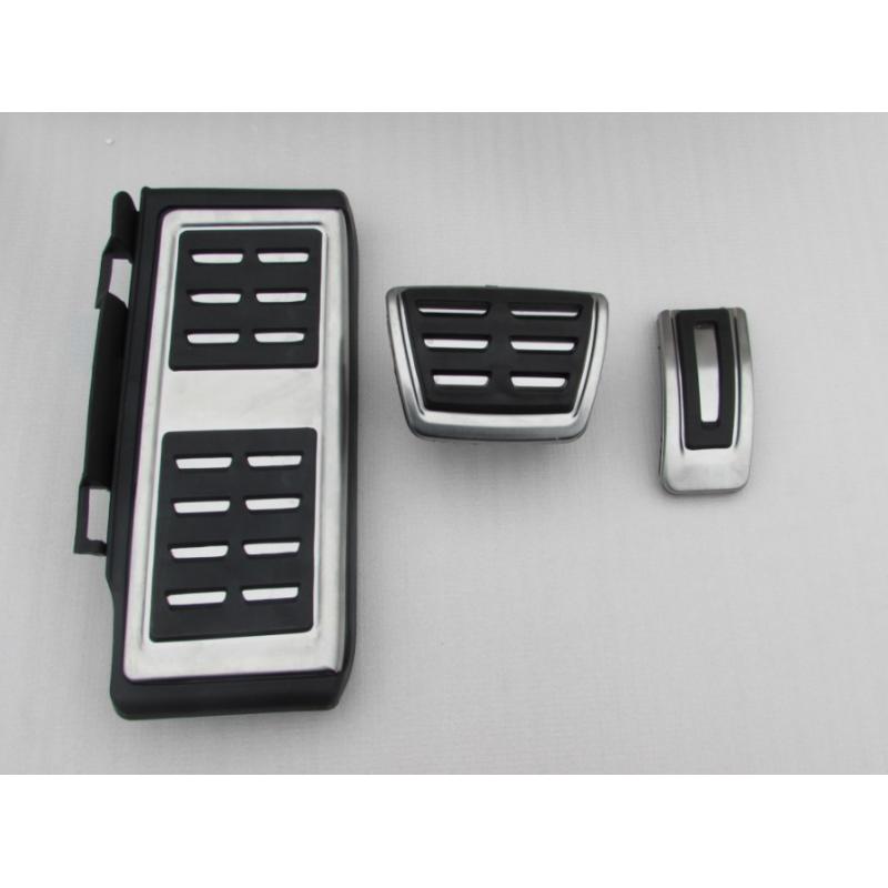 pedalier aluminium pour volkwagen golf 7 boite automatique a seulem. Black Bedroom Furniture Sets. Home Design Ideas