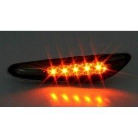 Répétiteurs Clignotant LED Noir pour BMW X3 E83