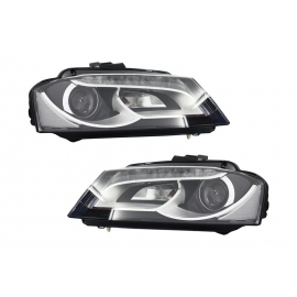 PHARES LOOK XENON LED AUDI A3 8P 08-12
