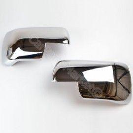 Coques de Rétroviseurs Chrome pour Range Rover Sport