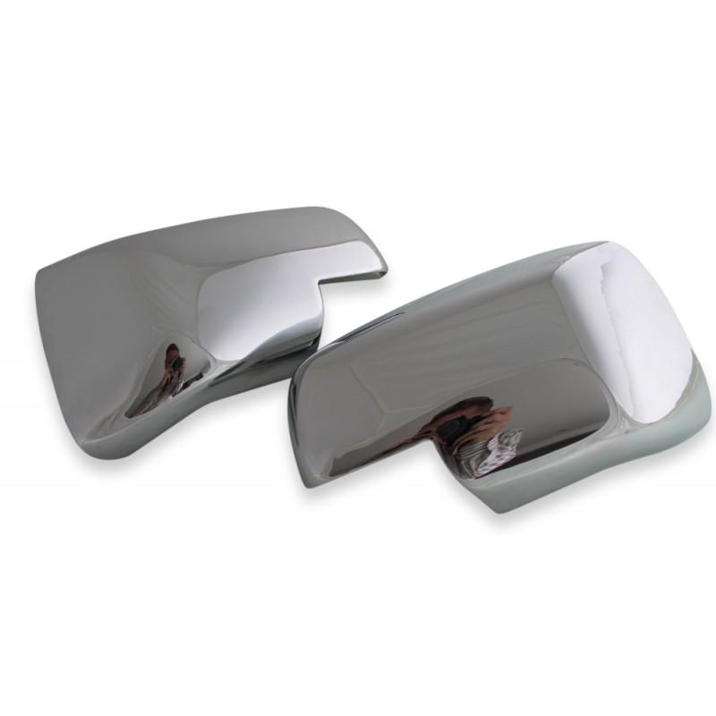 kit coques poignees et retroviseur chrome pour range rover sport en. Black Bedroom Furniture Sets. Home Design Ideas