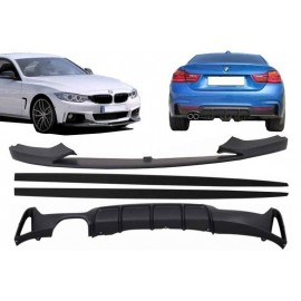 KIT LOOK M PERFORMANCE BMW SERIE 4 F32 F33 F36