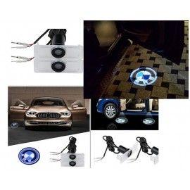 Deux Pico Projecteurs Logo LED pour BMW
