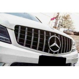 Calandre Look AMG pour Mercedes Classe C W204