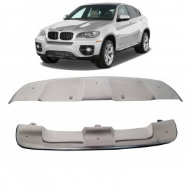 Protection pare chocs Plaques Off-Road BMW X6