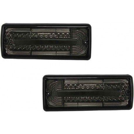 Feux arrière LED SMOKE pour Mercedes Classe G W463 1989 et après