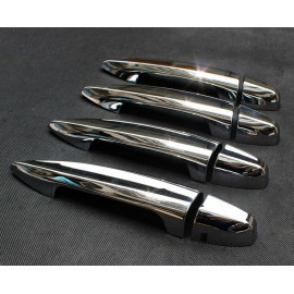 Coques de poignées Chrome pour BMW X5 F15