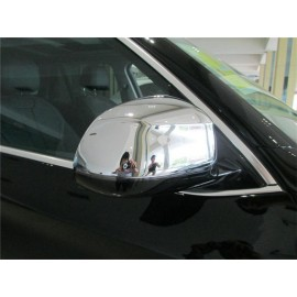Coques de rétroviseur Chrome pour BMW X5 F15