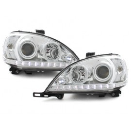 Phares LED Mercedes ML W163 1998-2001