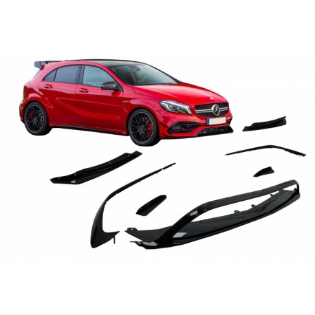 PACK AERO POUR MERCEDES CLASSE A W176 PHASE 2