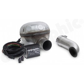 Cargraphic Active Sound System