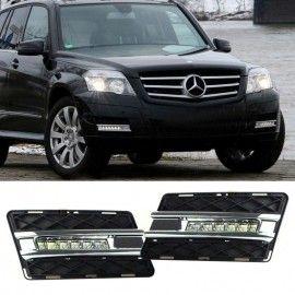 Feux de jour LED pour Mercedes GLK X204
