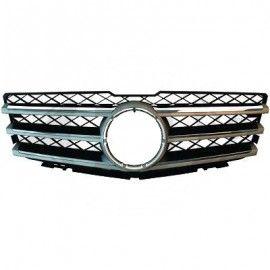 Calandre Noir Chromée pour Mercedes GLK X204