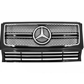 Calandre pour Mercedes W463 Classe G Look G65 AMG